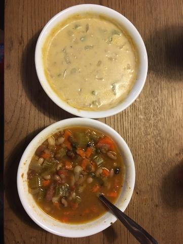 going hard for soup season